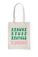 Party Mountain Paper Tote - Reduce Reuse Rihanna