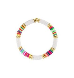 Olivia Le Fiesta Bead Bracelet