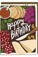 Kat French Card - Birthday: Charcuterie