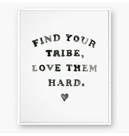 Daydream Prints Art Print - Find your tribe 8x10