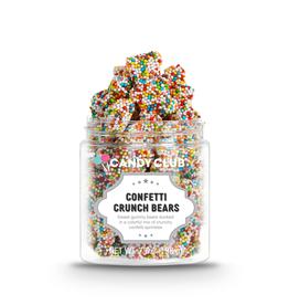 Candy Club Candy Club - Confetti Crunch Bears
