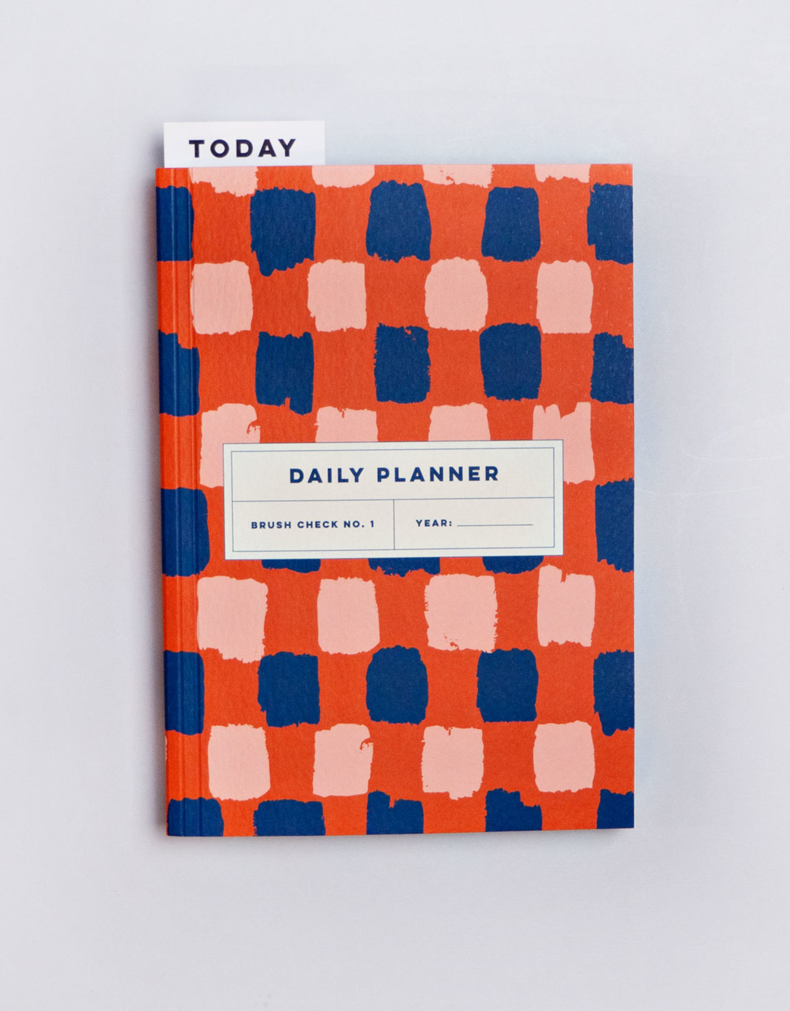 No. 1 Daily Planner Book