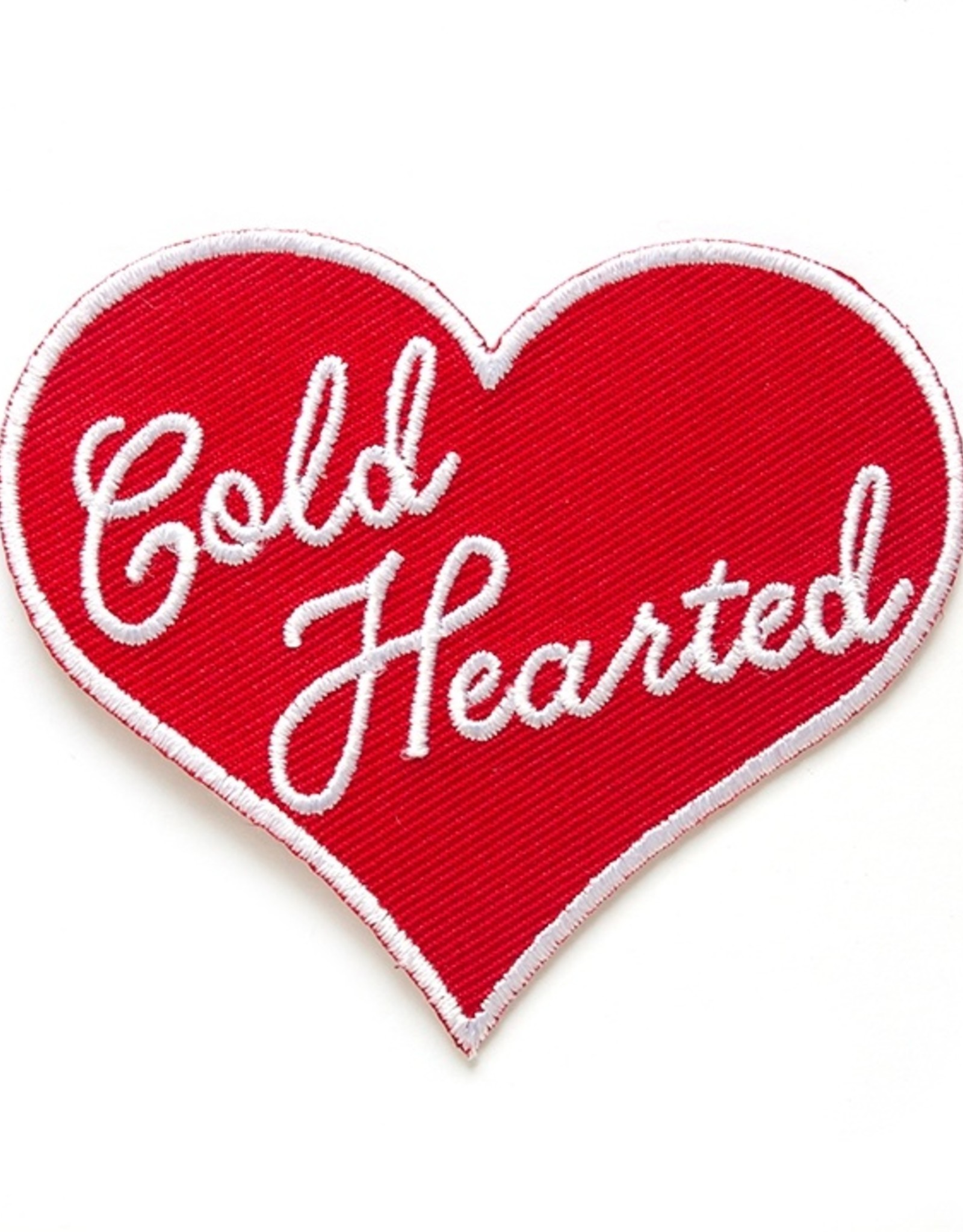 Smarty Pants Paper Company Patch - Cold Hearted
