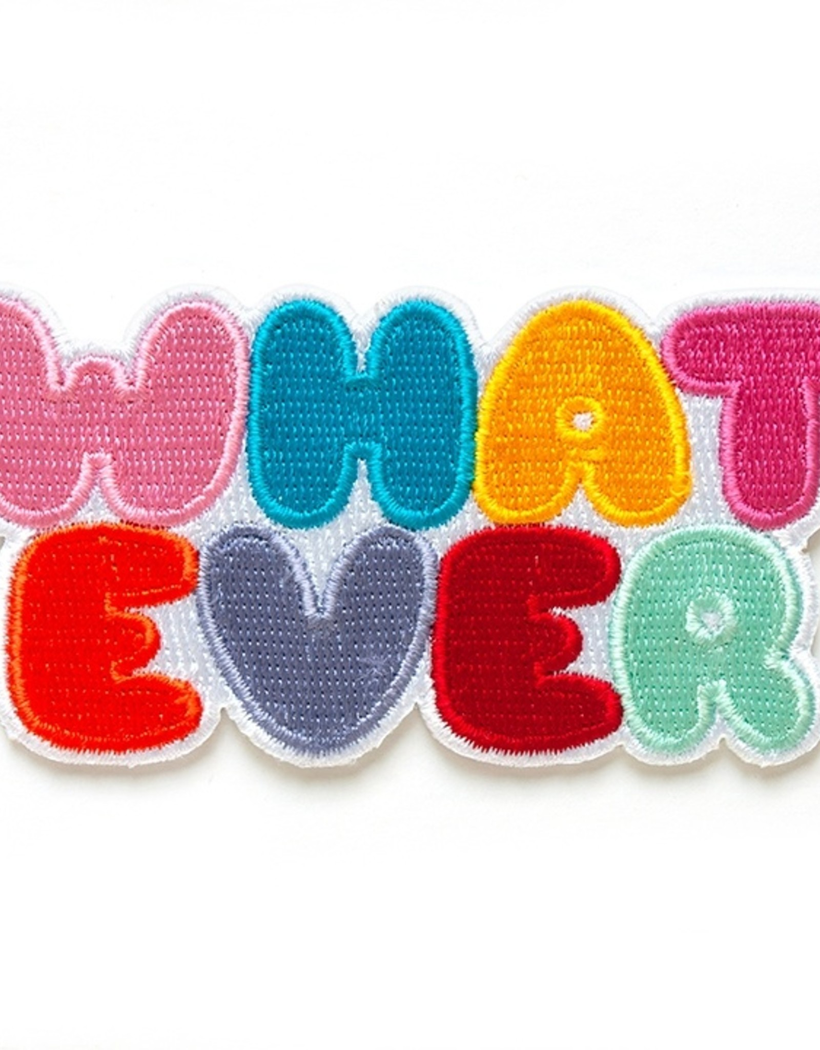 Smarty Pants Paper Company Patch - Whatever