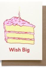 Smarty Pants Paper Company Card: Birthday - Wish Big