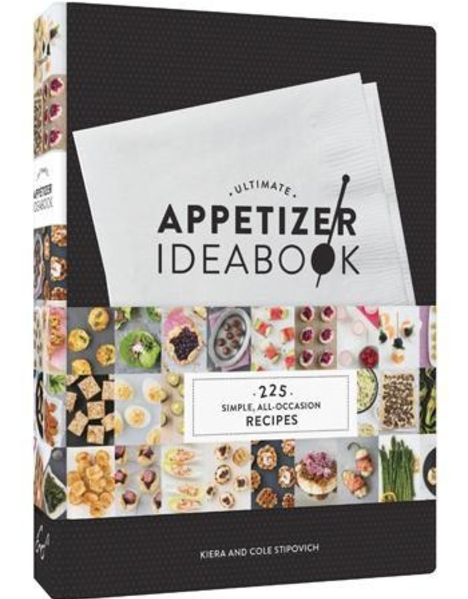 Chronicle Books Appetizer Ideabook