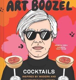 Chronicle Books Art Boozel