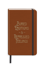 Punch Studio Journal - Buried Emotions