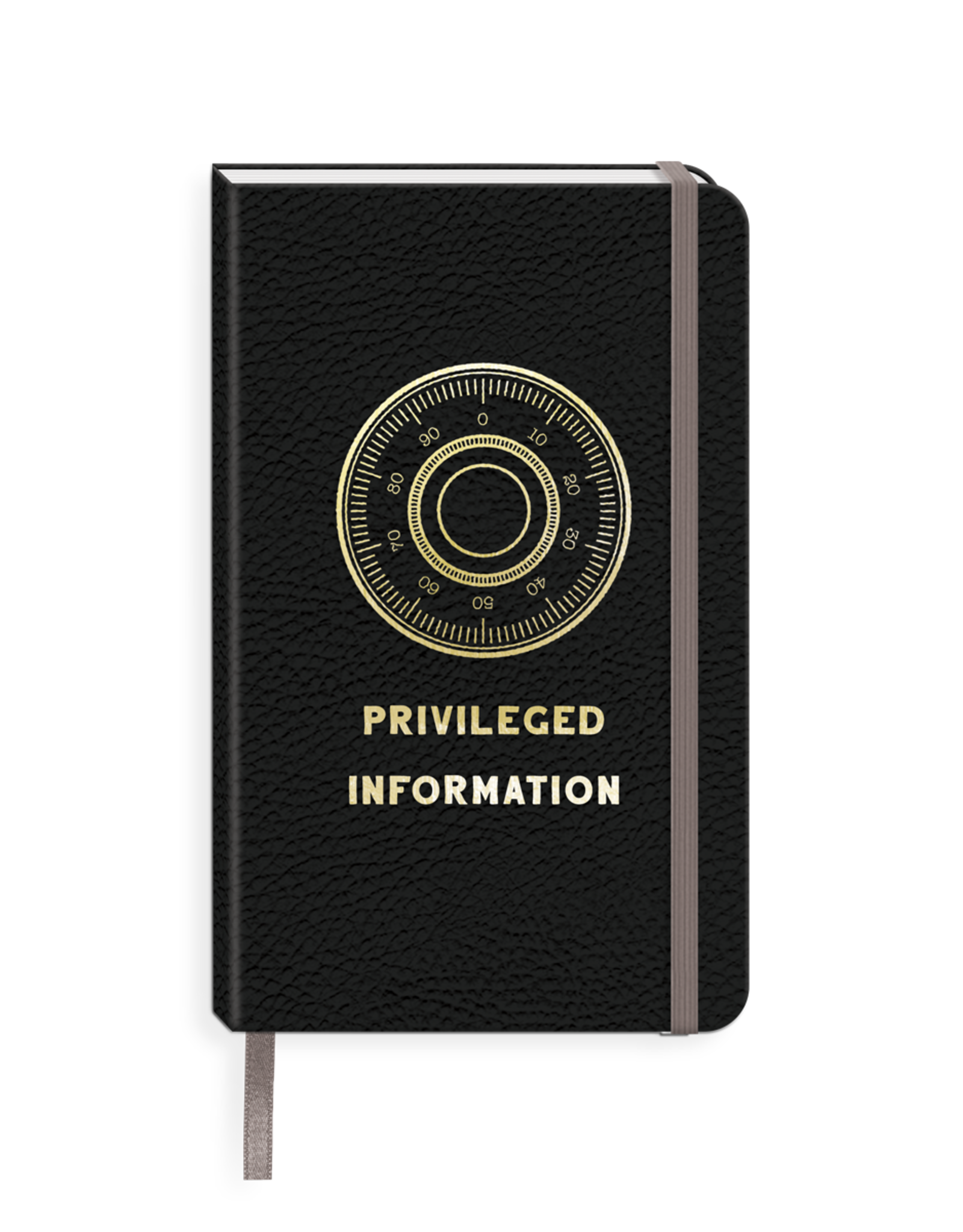 Punch Studio Journal - Privileged Information