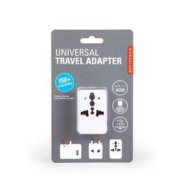 Kikkerland Universal Travel Adapter