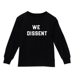 Love Bubby We Dissent Long Sleeve