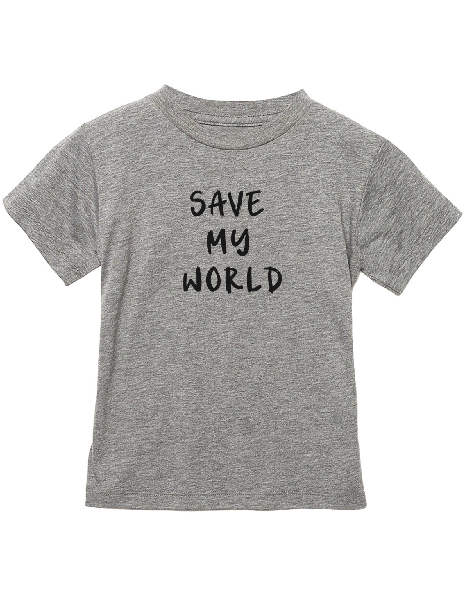 Love Bubby Save My World T-Shirt