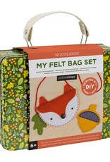 Chronicle Books Craft Tin - My Felt Bag