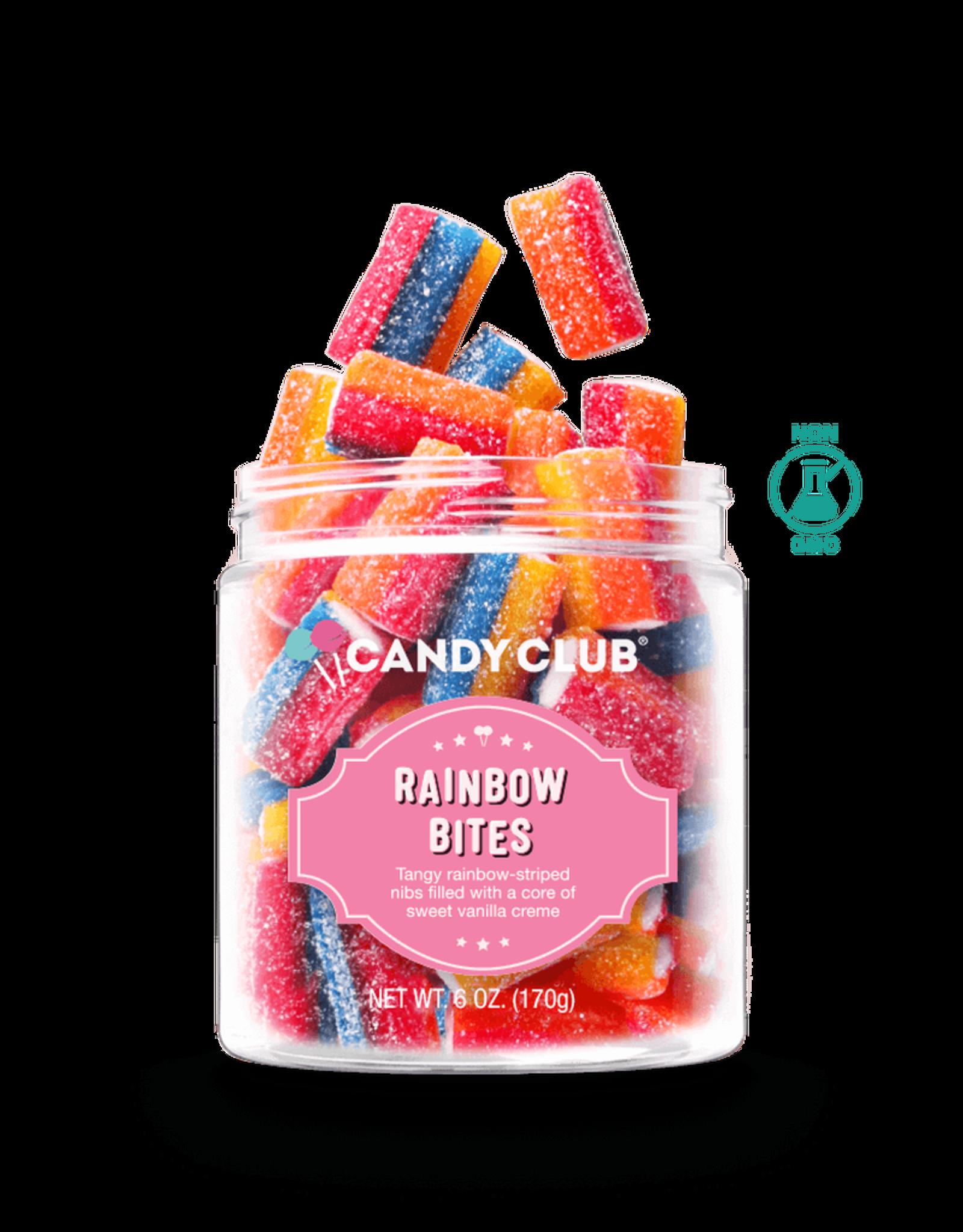 Candy Club Candy Club Rainbow Bites
