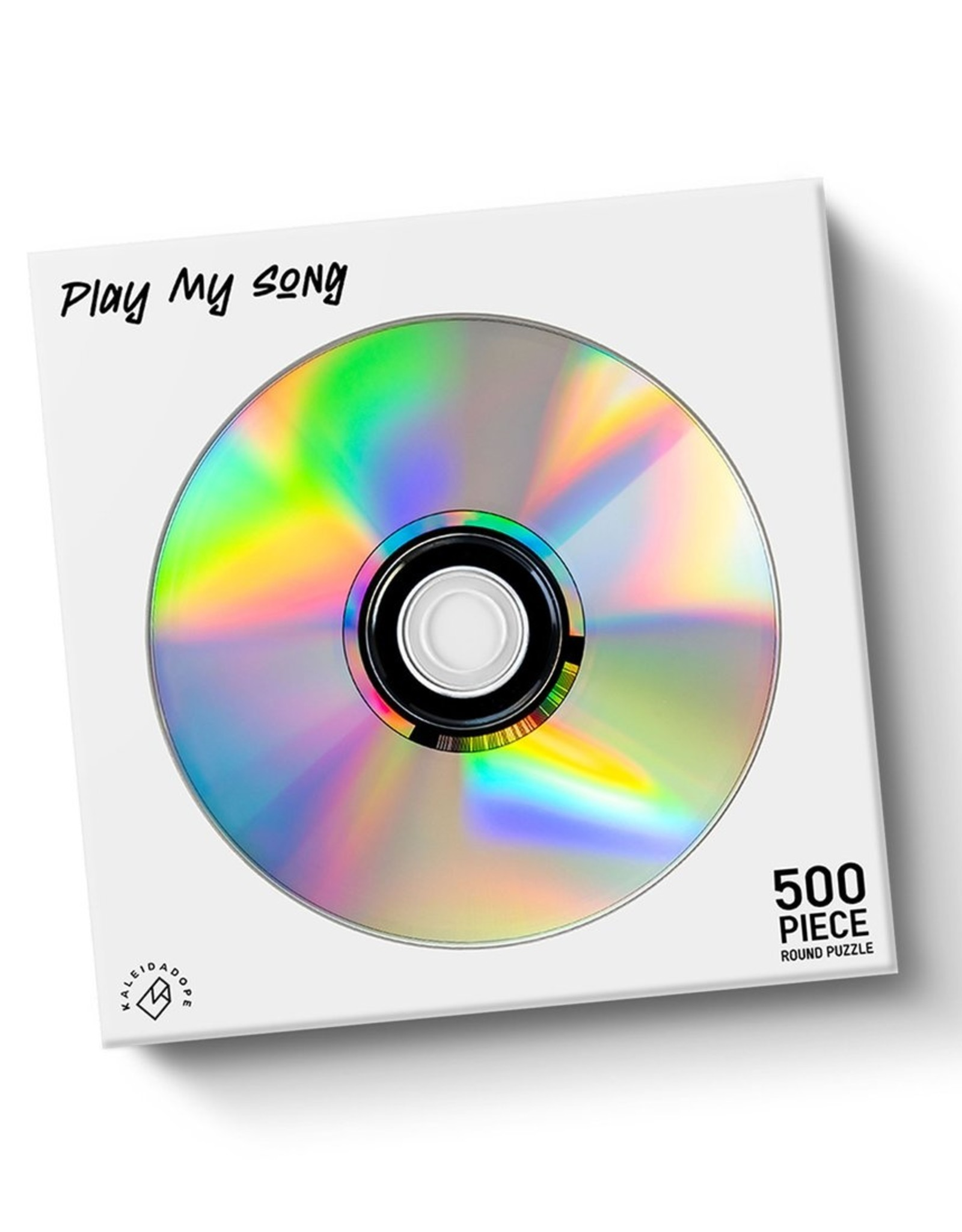 kaleidodope Puzzle - Play My Song CD