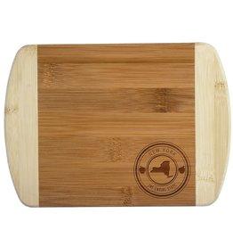 Totally Bamboo Bar Board - New York State