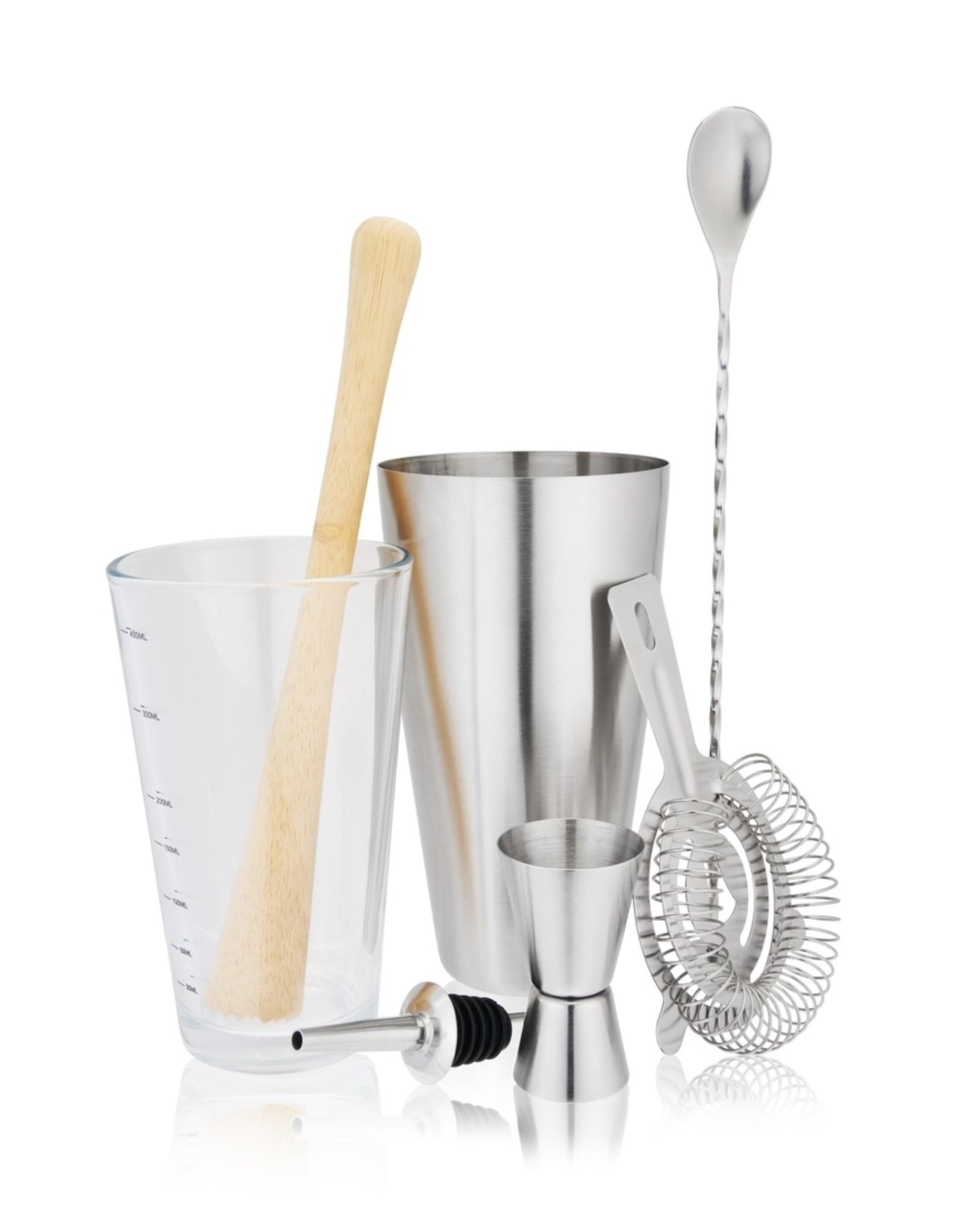True Barware set - 7 pieces