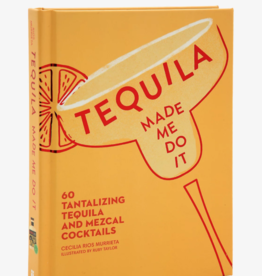 Simon & Schuster Tequila Made Me Do It