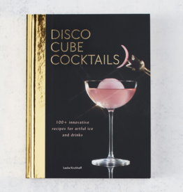 Chronicle Books Disco Cube Cocktails