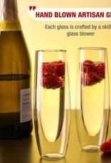 Eparé Eparé Double Wall Champagne Flute