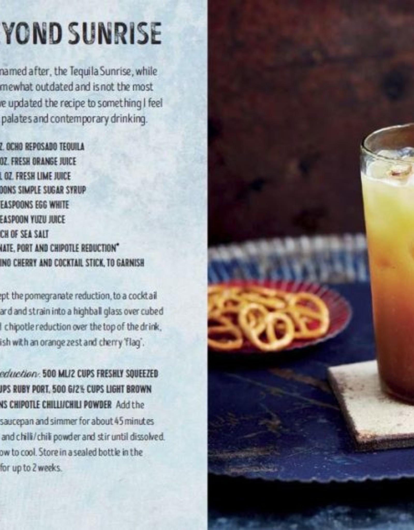 Simon & Schuster Tequila Beyond Sunrise