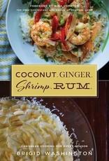 Simon & Schuster Coconut. Ginger. Shrimp. Rum
