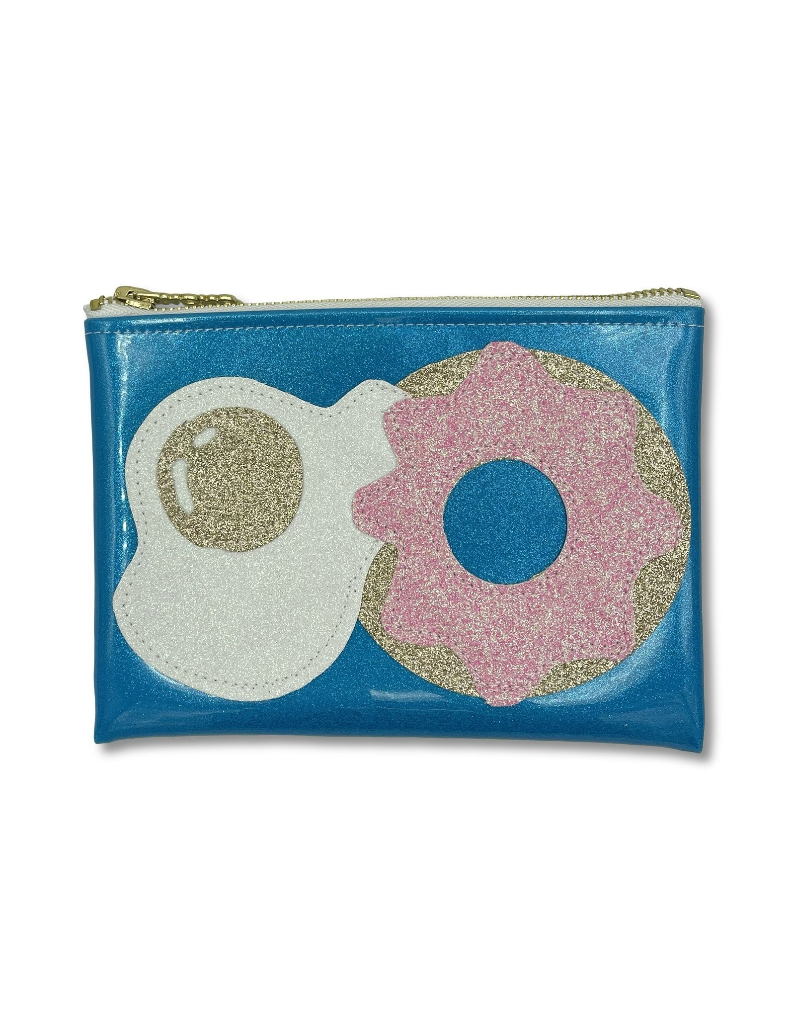 Julie Mollo Midi Clutch: The Breakfast Bag