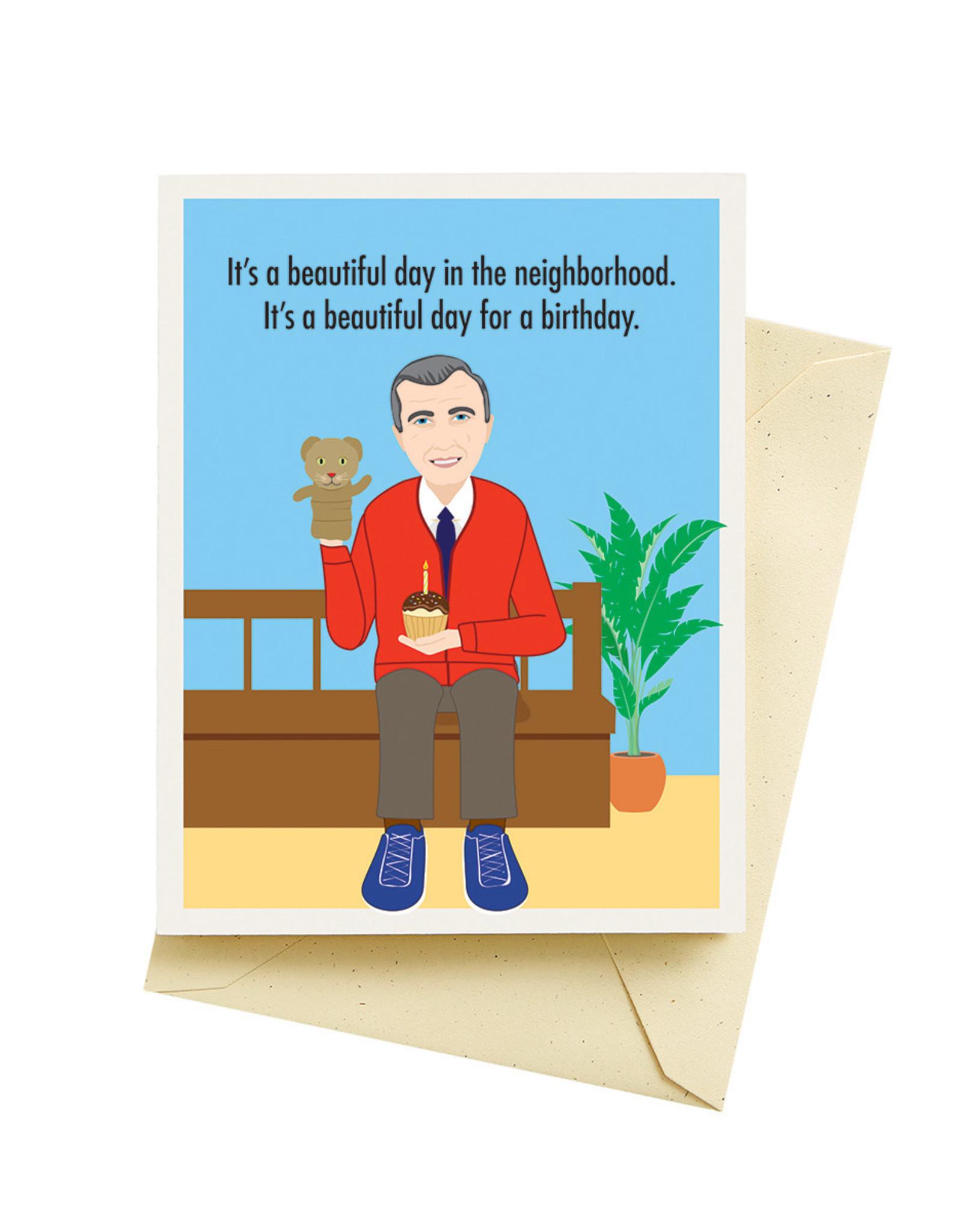 Seltzer Goods Card - Birthday: Beautiful Day