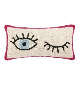 Peking Handcraft Pillow: Wink Wink