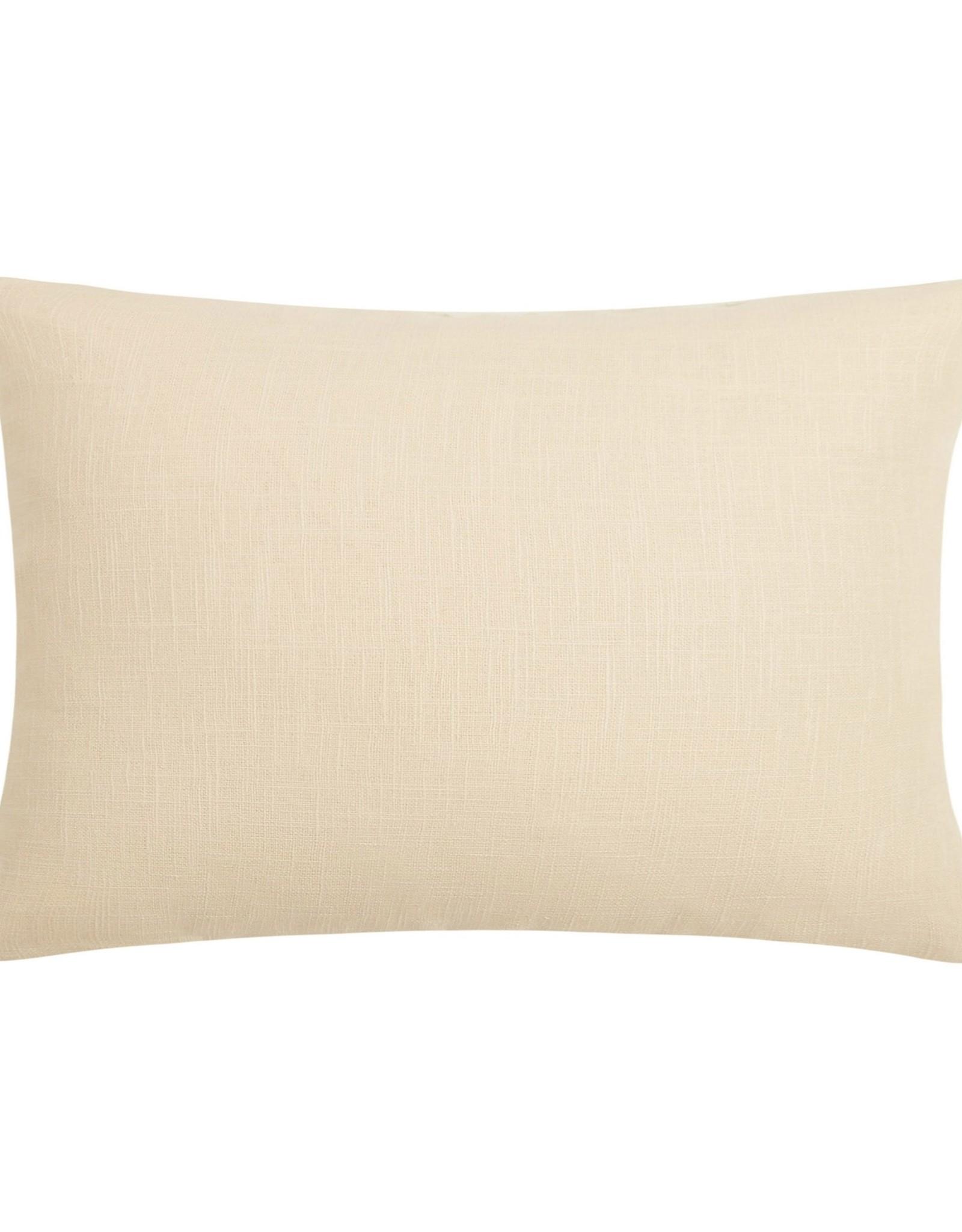Peking Handcraft Pillow - New York Embroidered