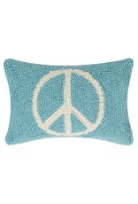 Peking Handcraft Pillow - Turquoise Peace
