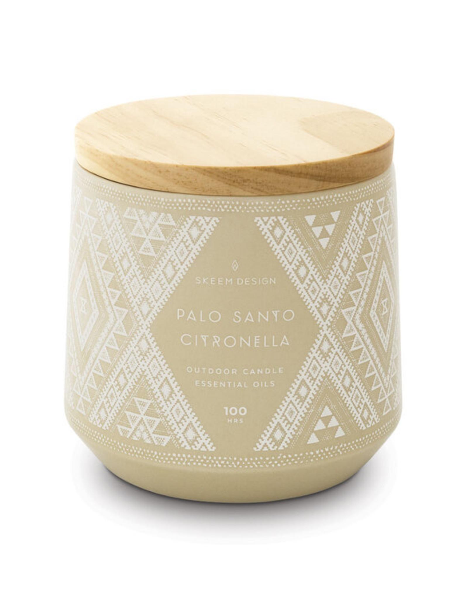 Skeem Design Candle - Palo Santo Citronella