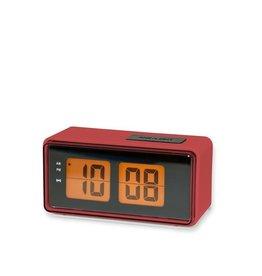 Kikkerland Red Digital Alarm Clock