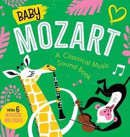 Simon & Schuster Baby Mozart: A Classical Music Sound Book