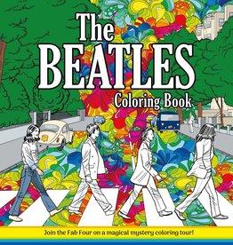 Simon & Schuster Beatles Coloring Book