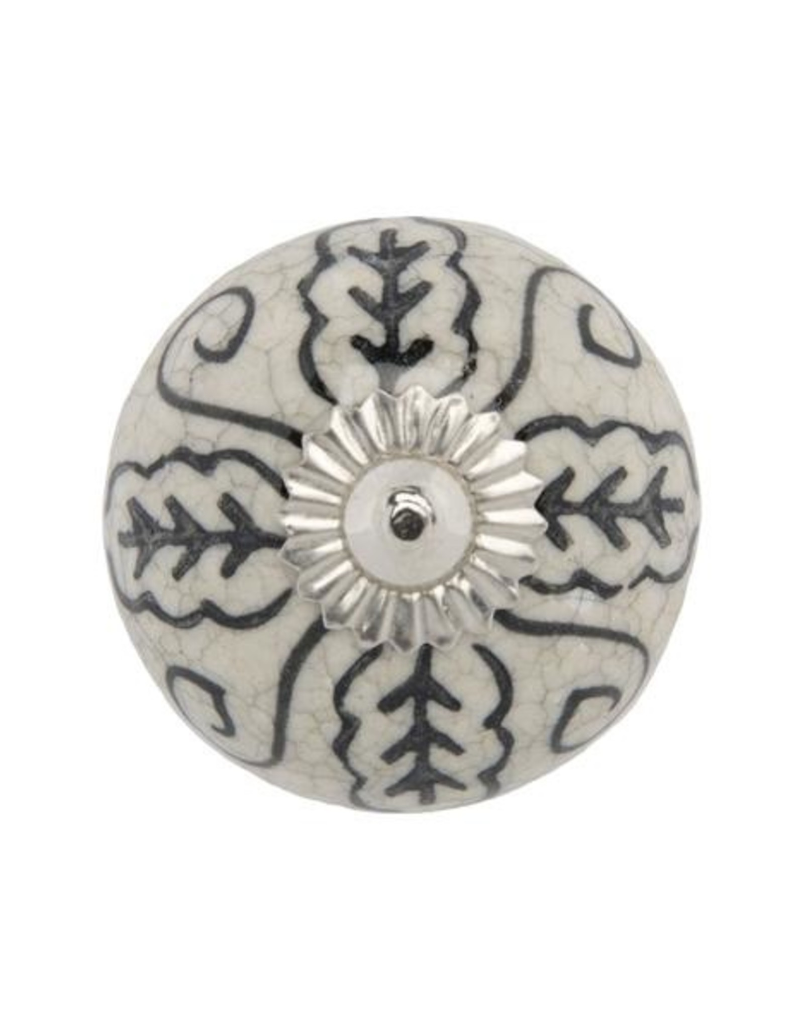 Mela Artisans Ceramic Knob