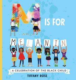 Simon & Schuster M is for Melanin Board Book