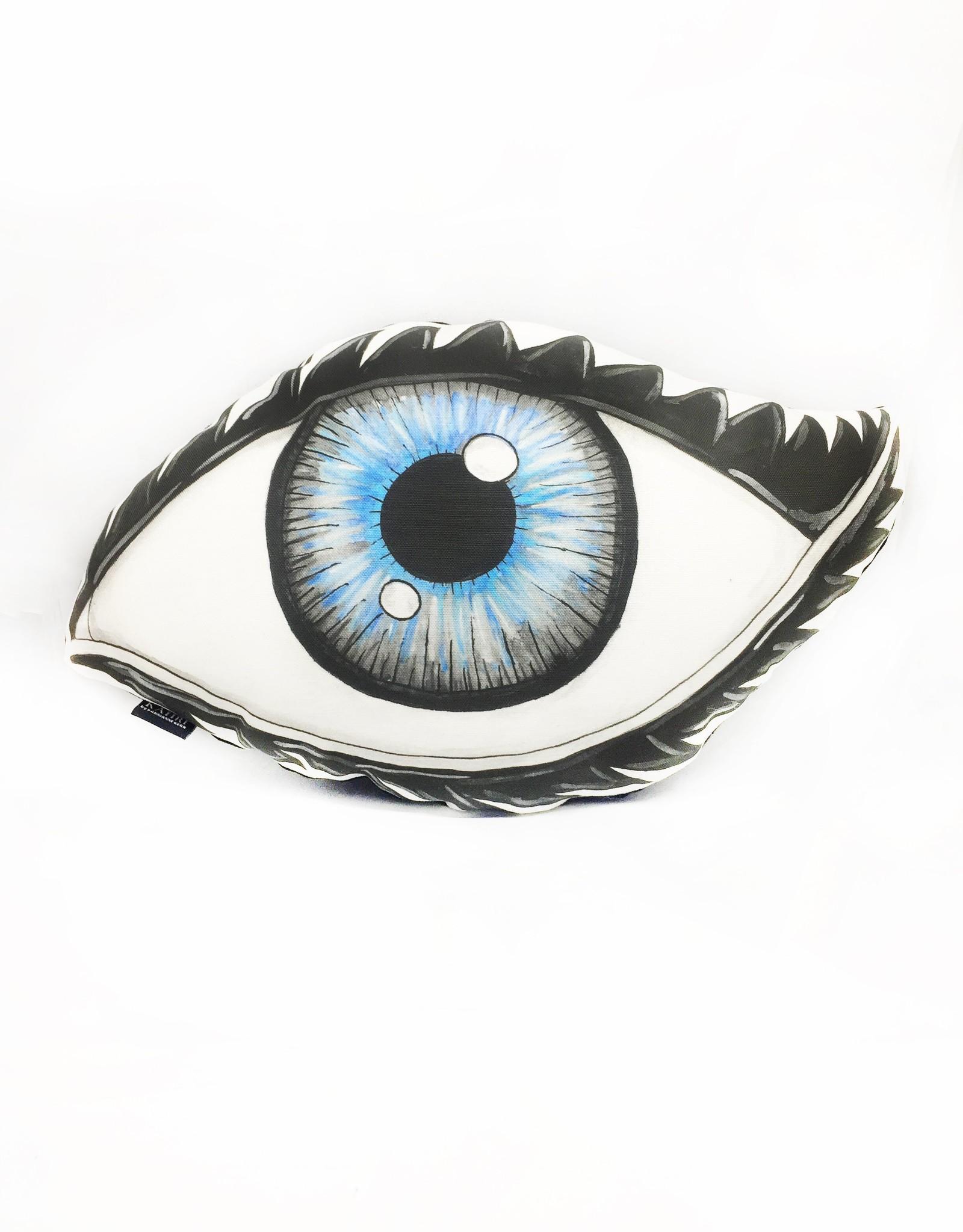 Kahri by KahriAnne Kerr Pillow: Couture Eye