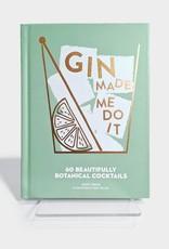 Simon & Schuster Gin Made Me Do It