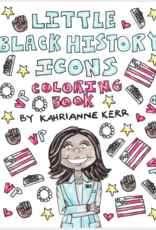 Kahri by KahriAnne Kerr Black History Coloring Book