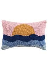 Peking Handcraft Pillow - Sunset