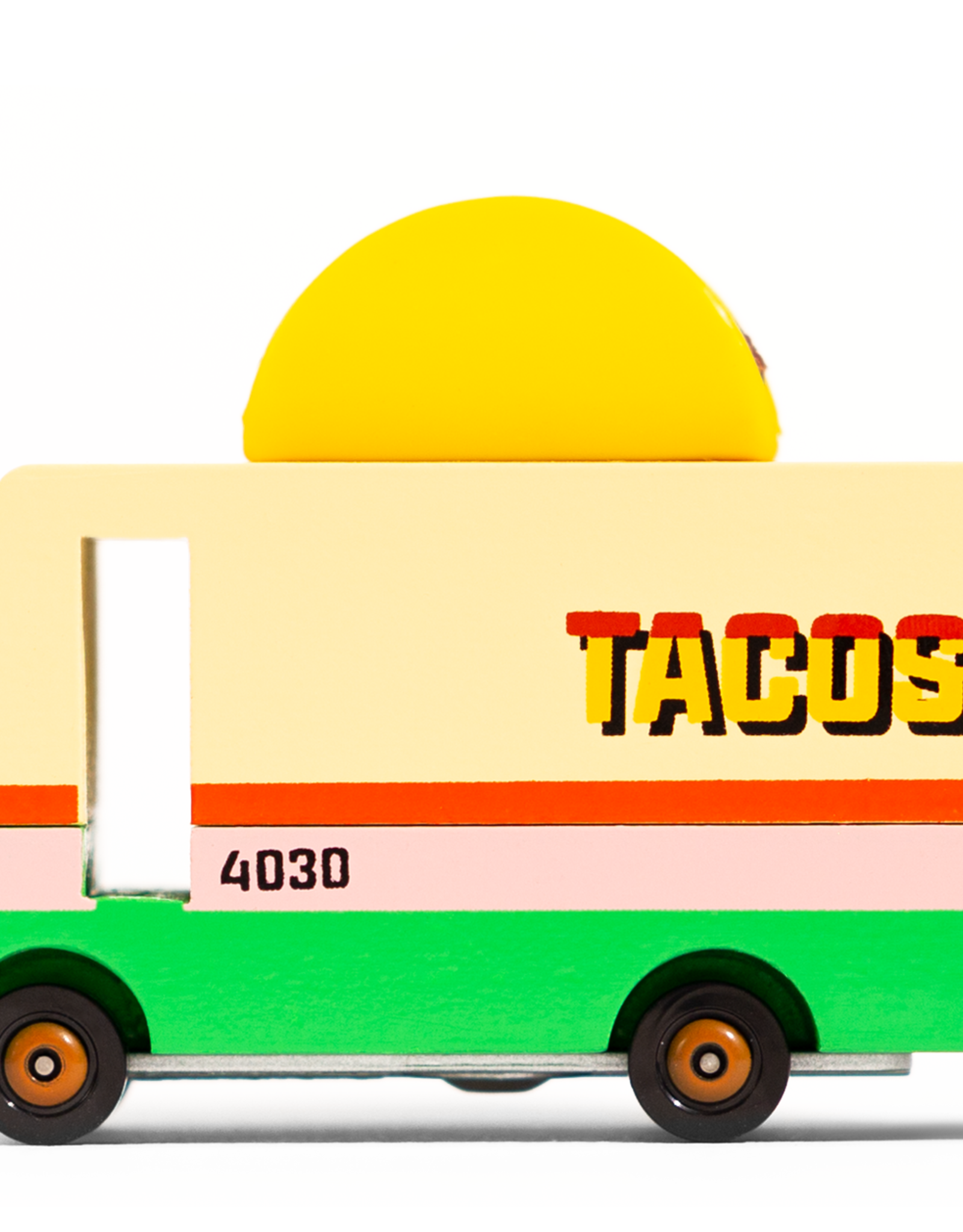 Wooden Toy: Taco Truck