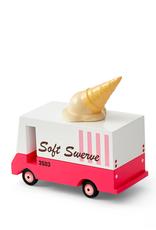 Wooden Toy: Ice Cream Truck