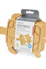 Kikkerland Turtle Tofu Press