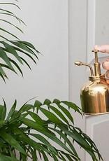 Kikkerland Plant Mister- brass