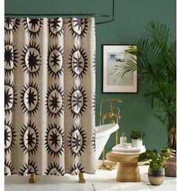Peking Handcraft Shower Curtain - Soleil