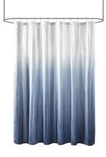 Ollixx Shower Curtain - Blue Ombre