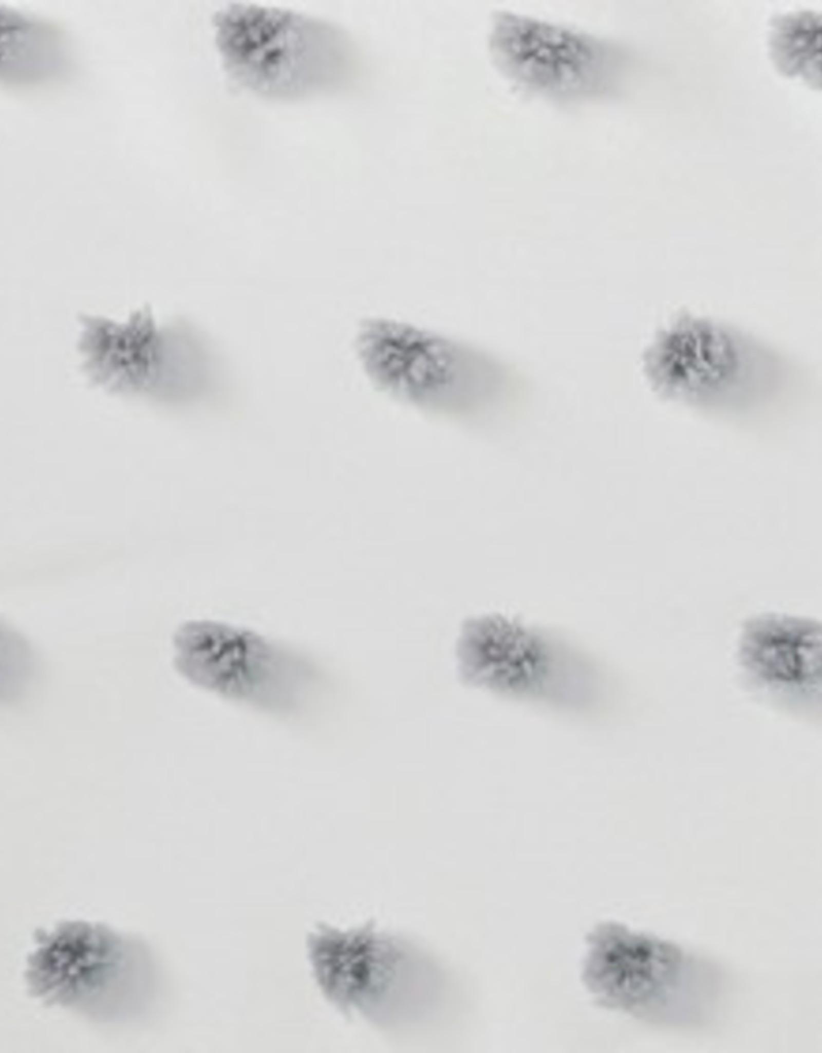 Ollixx Shower Curtain - Pom pom