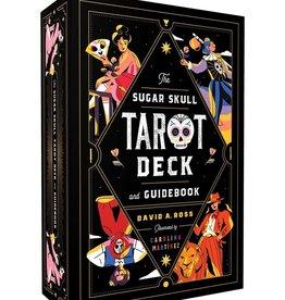 Simon & Schuster Sugar Skull Tarot Deck