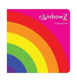 Simon & Schuster rAinbowZ: An Alphabet Board Book